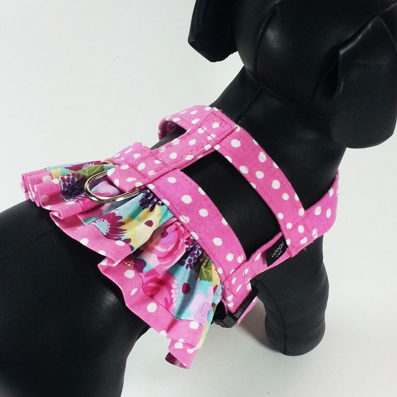 Adorable Ruffle Harness
