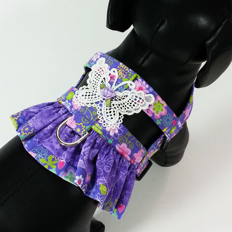 Butterfly Garden Boutique Harness