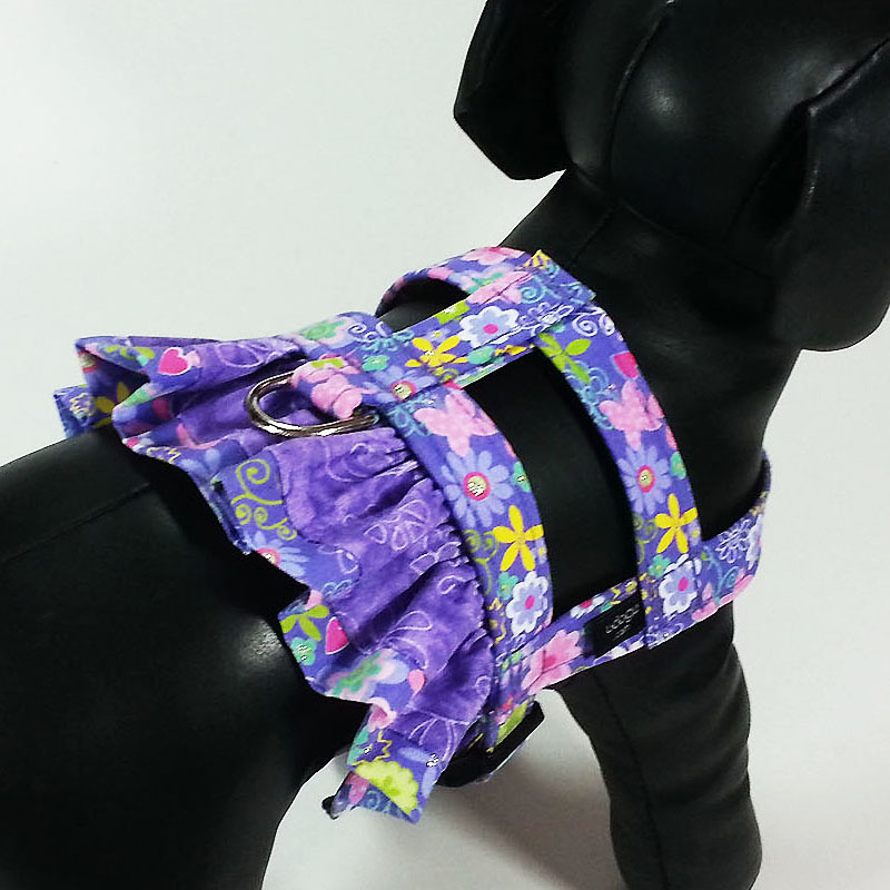 Garden Party Ruffle Harness