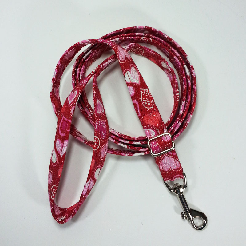 Hearts Adjustable Leash
