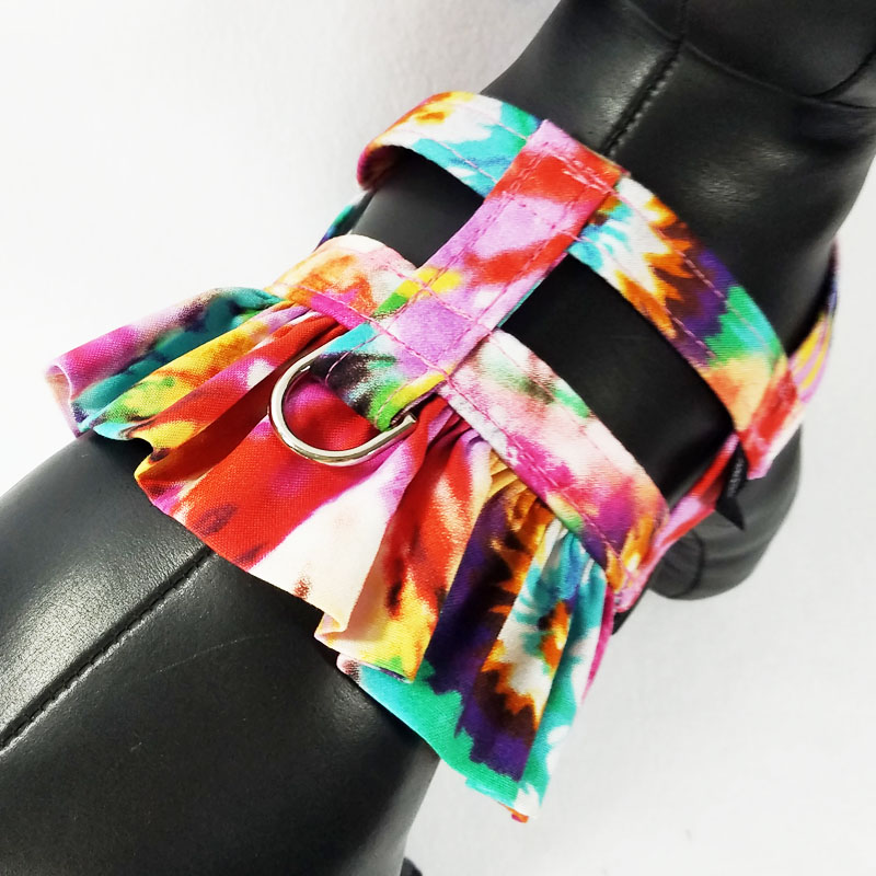 Hippie Chick Selfie Ruffle Harness