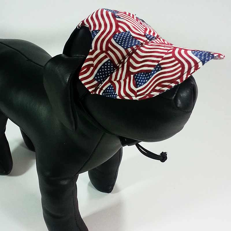 Old Glory Dog Hat