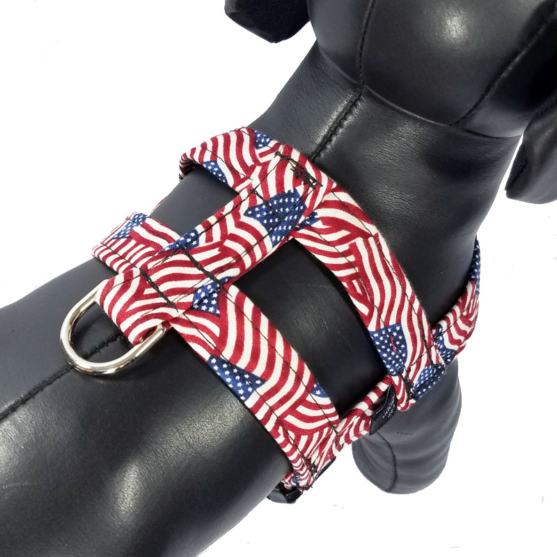 Old Glory Easy-On Harness