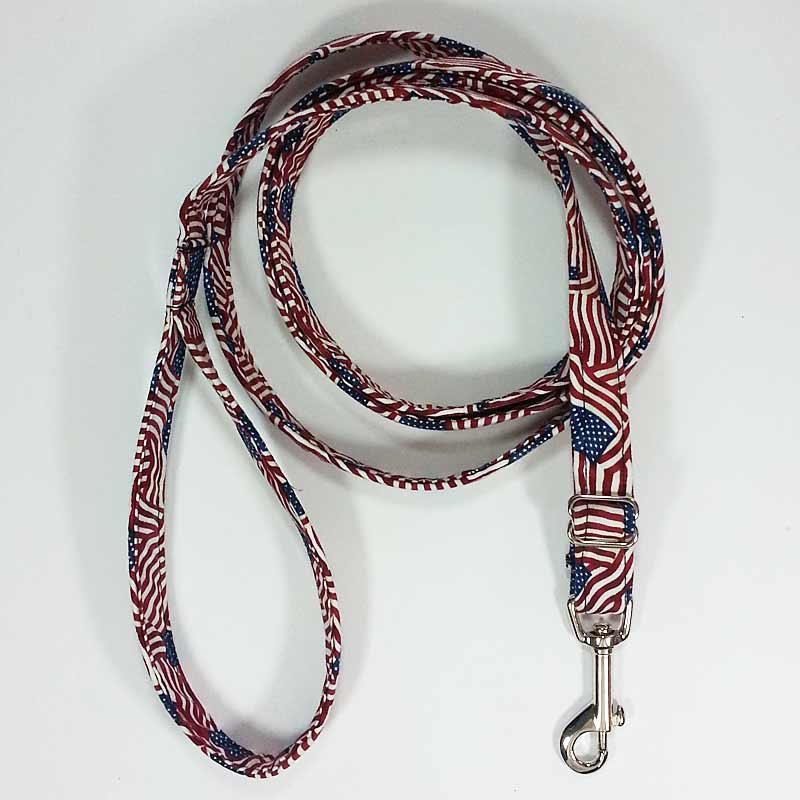 Old Glory Adjustable Leash