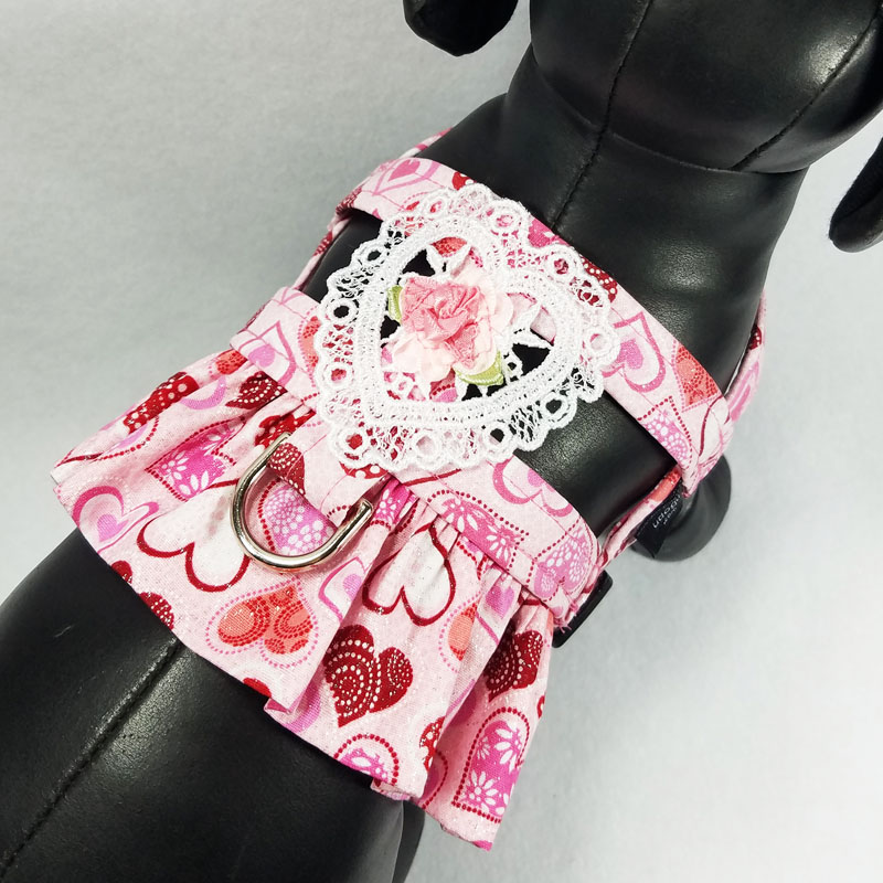 Pink Sweetheart Boutique Harness