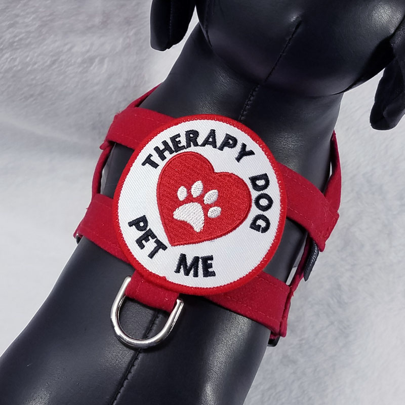 Therapy Dog Easy-On Harness