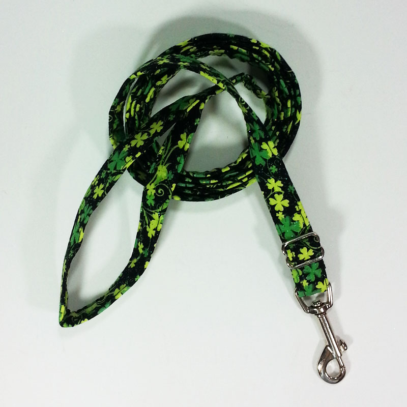 Shamrock Adjustable Leash