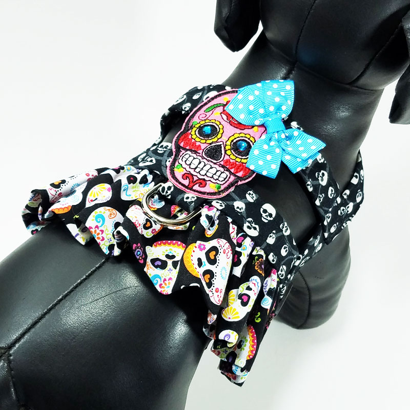 Sugary Skull Boutique Harness