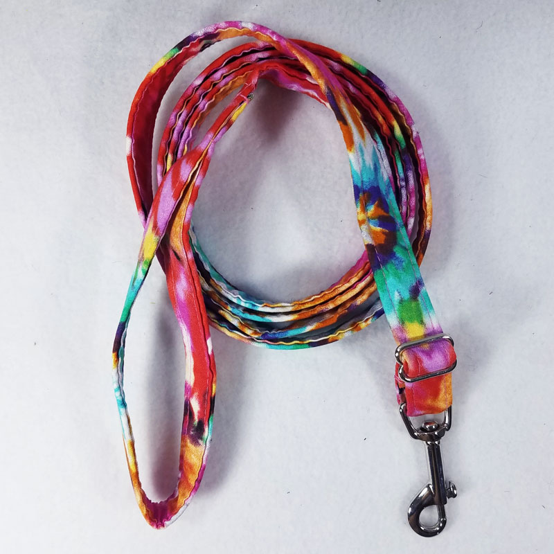 Tie Dye Adjustable Leash