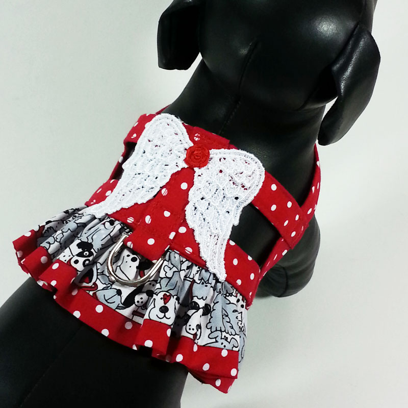 Angel Dog Boutique Harness