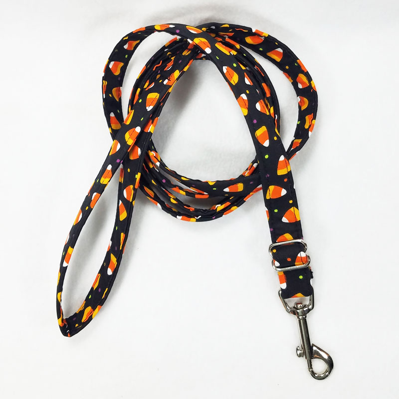 Candy Corn Adjustable Leash